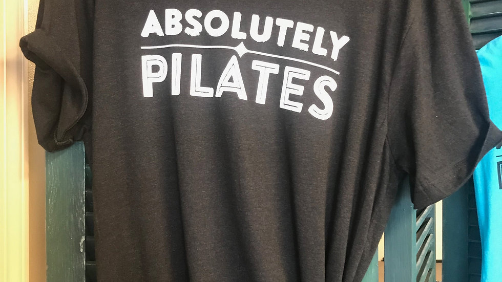 Absolutely Pilates Cap T-Shirt