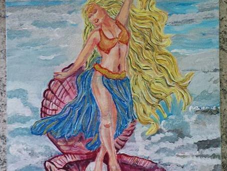 As Tintas de Afrodite