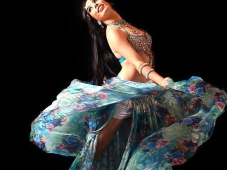 Dança do Ventre: gratidão em movimento
