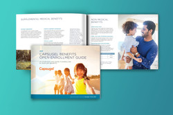 Capsugel HR benefits booklet