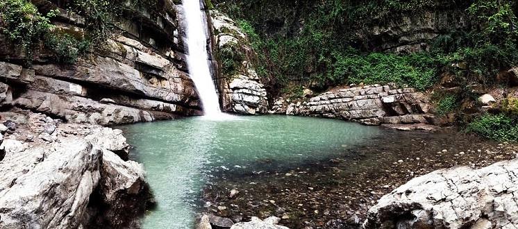 cachoeira mística
