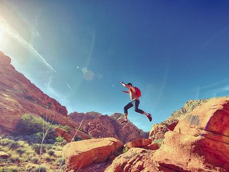 O Saltador e a Equilibrista