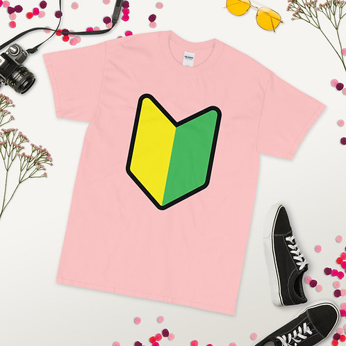 Japanese Emblem Pink Shirt