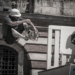 Skate au Capitole