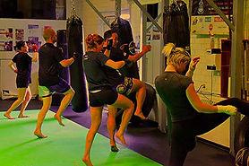 WTM Beginners Muay Thai