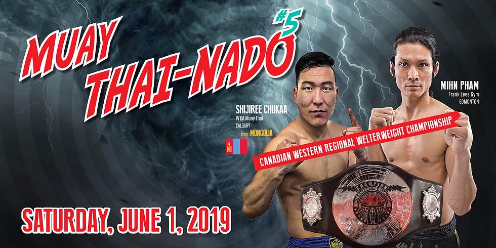 MUAY THAI-NADO #5
