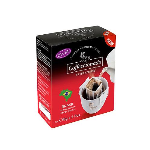 Coffeecionado 5'li Paket Decaf