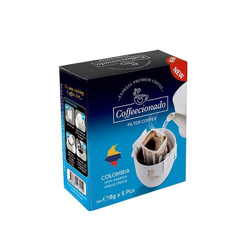 Coffeecionado 5'li Paket Colombia