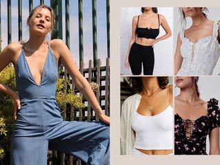 D̷B̷͛T̷ LIFE x Style #44 DBT 歐美穿搭提案2020SS - 夏日時髦的質感單品