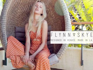 D̷B̷͛T̷ LIFE x Style #34 少女內心的唯美想像-洛杉磯品牌Flynn Skye🌵