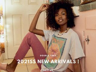 D̷B̷͛T̷ NEW ARRIVALS #210706   DOUBLE TAKE 2021SS 夏季新款上市