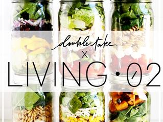 D̷B̷͛T̷ LIFE x Living ② : Mason Jar Salad 梅森罐沙拉