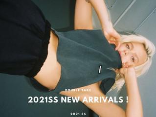 D̷B̷͛T̷ NEW ARRIVALS #210723   DOUBLE TAKE 2021SS 夏季運動休閒系列新上市