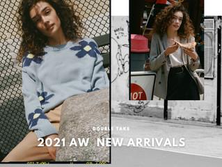 D̷B̷͛T̷ NEW ARRIVALS #211007   DOUBLE TAKE 2021 AW 新品上市