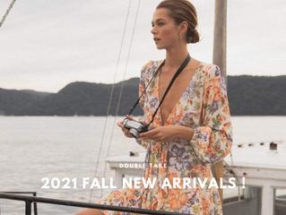 D̷B̷͛T̷ NEW ARRIVALS #210903   DOUBLE TAKE 2021 Fall 早秋新品系列新上市