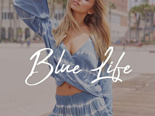 D̷B̷͛T̷ LIFE x Style #42 感受到加州暖陽的時髦美式穿搭 - Blue Life