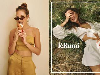 D̷B̷͛T̷ LIFE x Style #39  2019春夏女孩必買!!甜美性感的洛杉磯新品牌 - LèRumi
