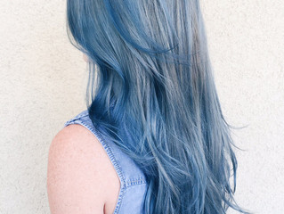 D̷B̷͛T̷ LIFE x Style #6: Denim Hair Color Trend 單寧髮色風潮