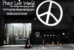 Peace Love World HQ