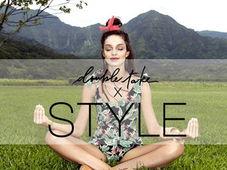 D̷B̷͛T̷ LIFE x Style ① : Jungle Patterns 叢林印花