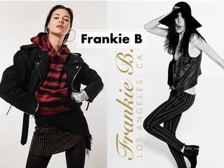 D̷B̷͛T̷ LIFE x Style #41 重回 80年代的美式經典時尚- 洛杉磯品牌 Frankie B.