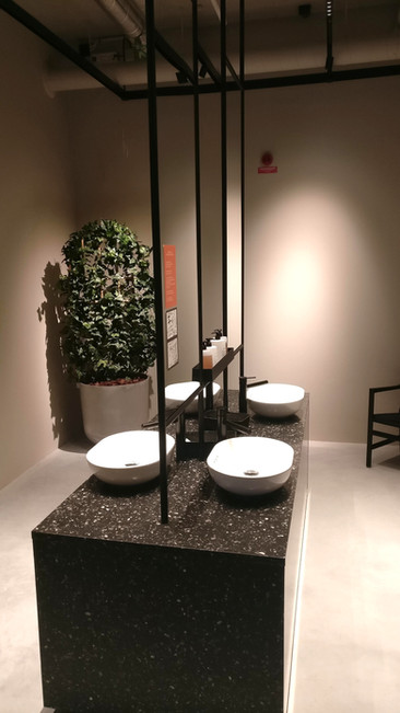 restroom cabinet