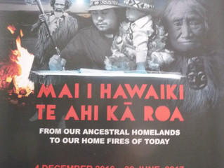 Mai I Hawaiki Te Ahi Ka Roa – From Our Ancestral Homelands To Our Home Fires Of Today