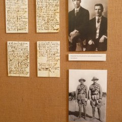 Gallipoli, in search of a family story  by Pat White
