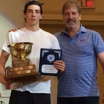 Brian Shanahan and son, Devlin