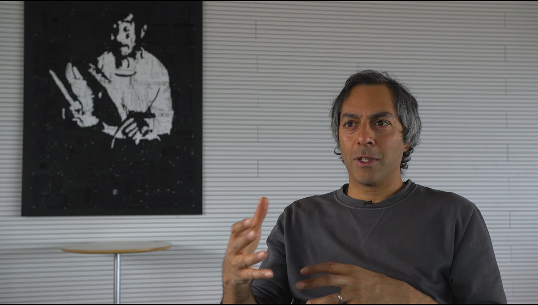 Shezad Dawood Interview - At the Moraine: Envisioning the Concerns of Ice