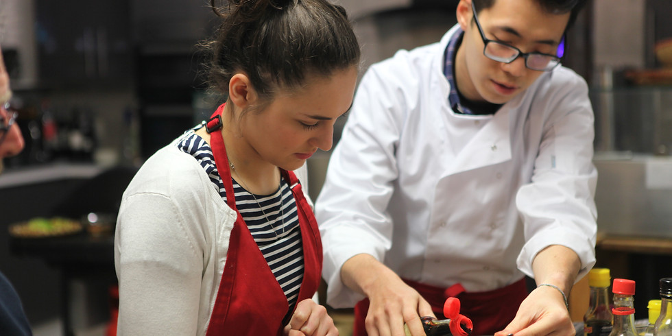 Cooking Class 7/12/2018