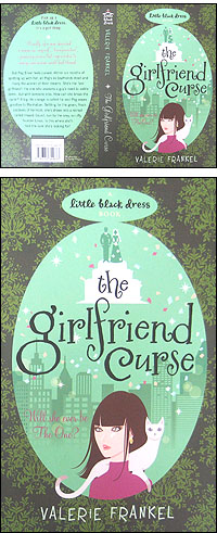The Girlfriend Curse by Valarie Fran