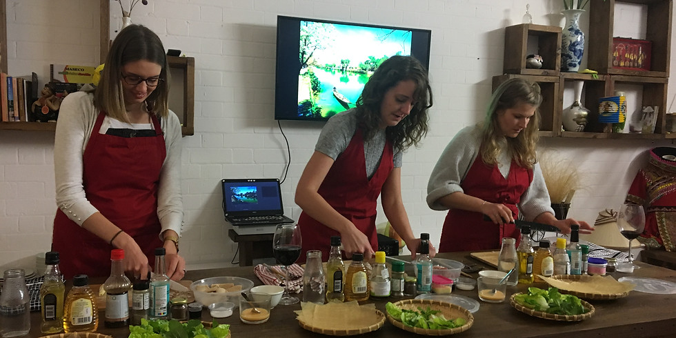 Cooking Class 01/02/2019