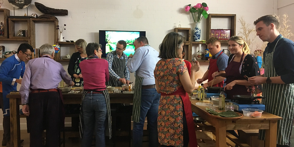 Cooking Class 4/1/2019