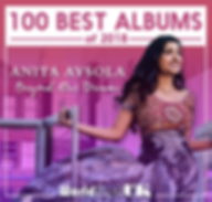 World Beat UK 100 Best Anita Aysola