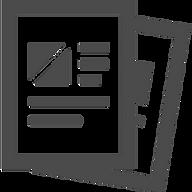 パンフレット・資料の無料アイコン素材 1.png