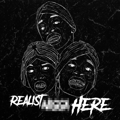 Soldier Kidd - Realist N___a here cover
