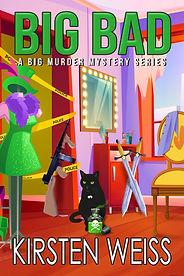 Book Cover: Big Bad, A Big Murder Mystery Series