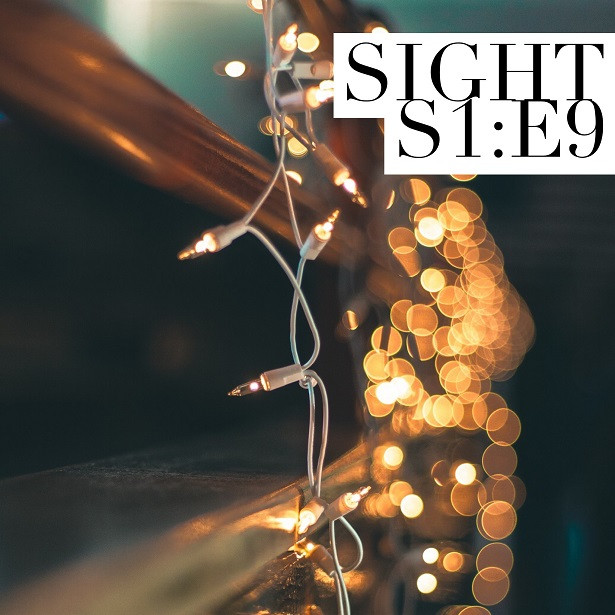 Sight - S1:E9 - twinkle lights in window