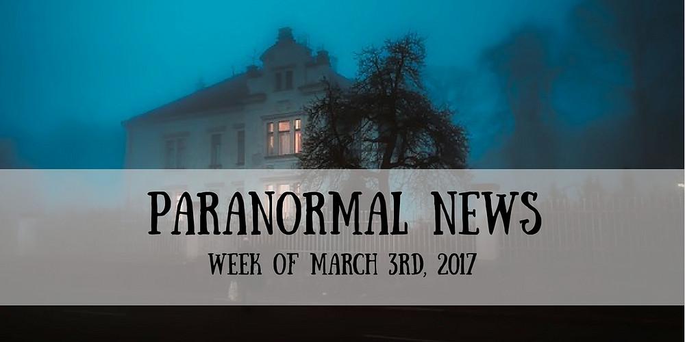 paranormal news Kirsten Weiss