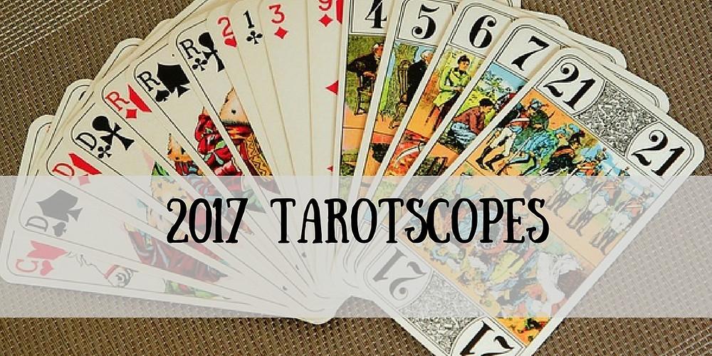 2017 Tarotscopes