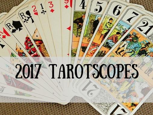 2017 Tarotscopes!