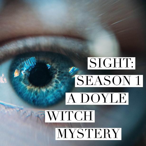 Sight image - blue eye