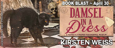 Damsel in a Dress Book Launch Tour!