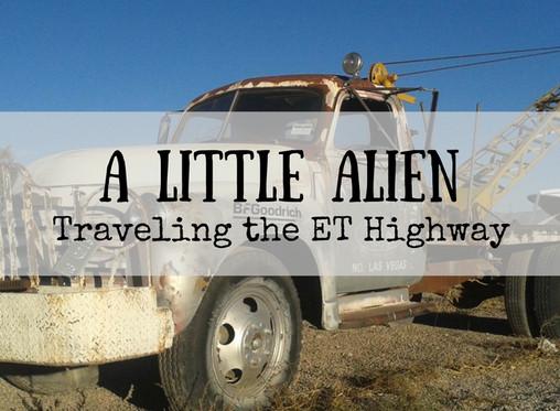 A Little Alien