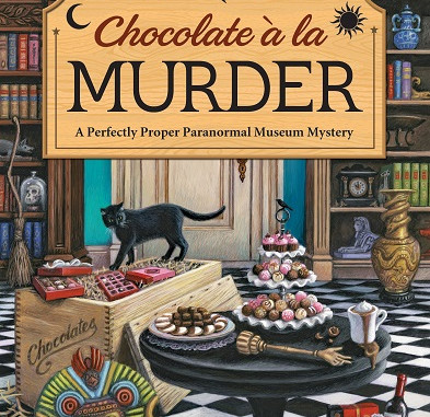 Chocolate a'la Murder is Here!