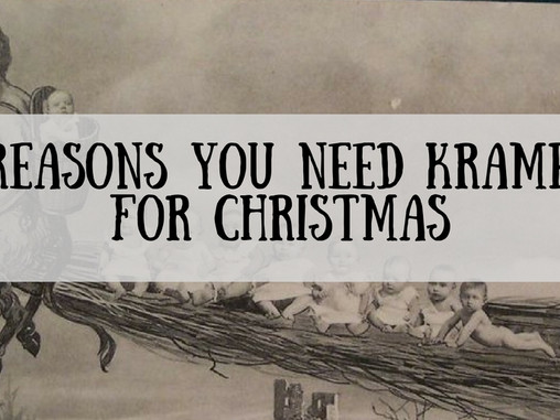 5 Reasons You Need Krampus for Christmas