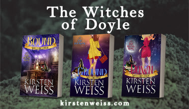 The Witches of Doyle cozy mystery novels