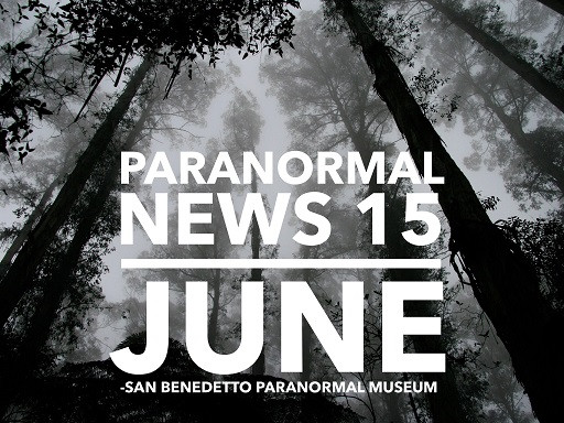 Paranormal News of the Week!