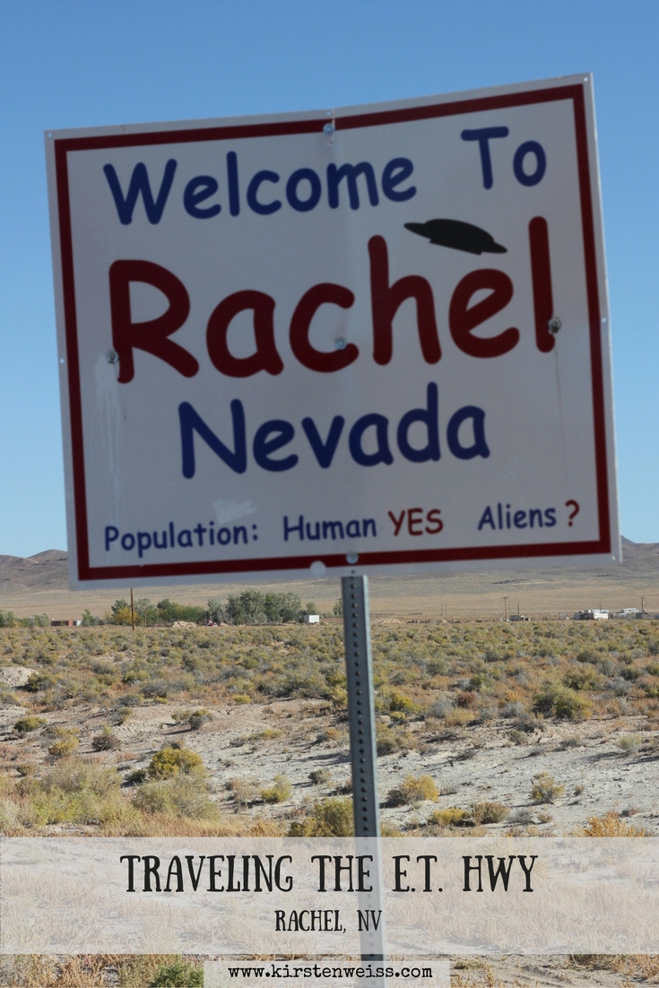 Traveling the extraterrestrial highway